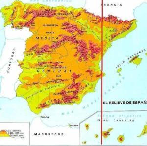 MERIDIANO DE GREEWUICH PASANDO POR CANARIAS